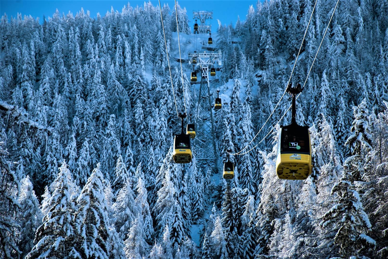 1^dicembre 2018 - Al via la stagione invernale di La Thuile
